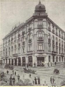 Hotel Suisso Sao Paulo