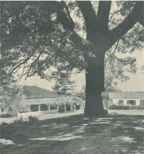 Fazendahuis, in gebruik als klooster van de zusters
