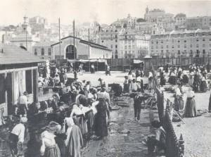 Lissabon in 1890