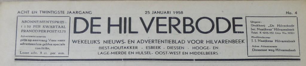 Hilverbode